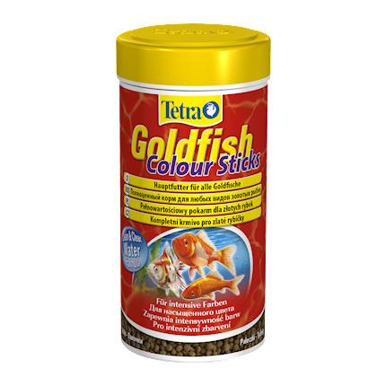 Tetra Goldfish Colour Sticks корм для усиления окраса для золотых рыбок, 100 мл фото