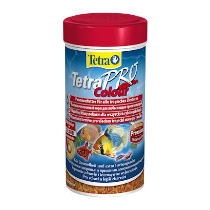 TetraPro Color чипсы для окраса рыб, 100 мл