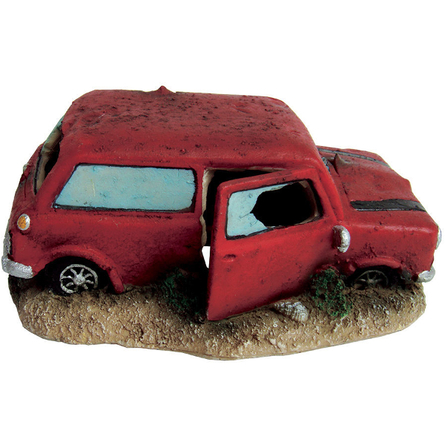 Купить ArtUniq Декоративная композиция Затонувшее красное авто , 15, 5x10, 5x7 см