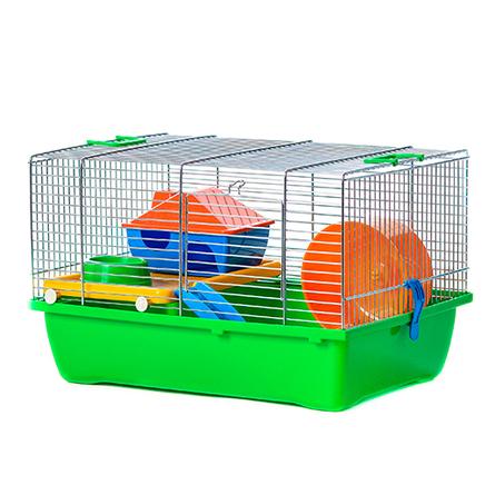 Купить INTER-ZOO TEDDY LUX G-036 клетка для грызунов