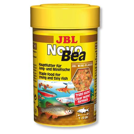Купить JBL NovoBea корм для малых и молодых рыб, 30 гр