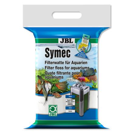 Купить JBL Symec Filter Floss Синтепон для аквариумного фильтра против любого помутнения воды, 1 кг
