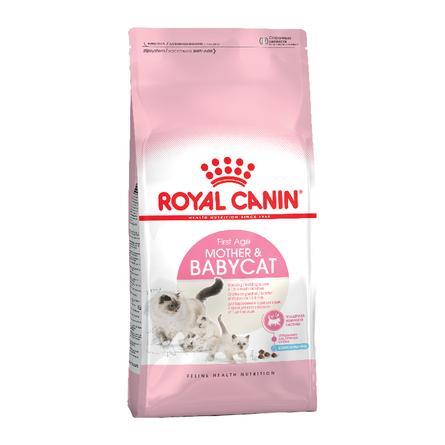 Royal Canin Mother And Babycat Сухой корм для котят до 4 месяцев и кормящих кошек, 4 кг фото