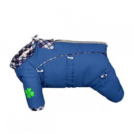 DogModa Doggs Комбинезон теплый для собак, длина спины 35 см, обхват шеи 56 см, обхват груди 68 см, мальчик  - купить со скидкой