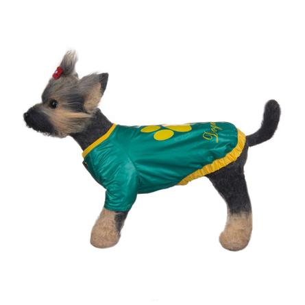 Купить DogModa Куртка для собак Любимчик , длина спины 20 см, обхват шеи 21 см, обхват груди 33 см