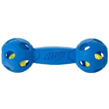 NERF Dog Гантель светящаяся, 17,5 см