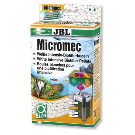 Купить JBL Micromec Шарики из спечённого стекла для расщепления загрязняющих веществ в аквариумном фильтре, 650 гр