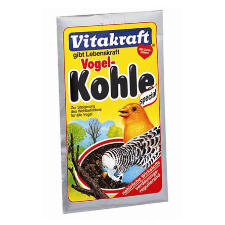 Купить Vitakraft Kohle Vogel Уголь древесный для птиц, 10 гр