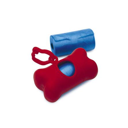 GiGwi Контейнер для гигиенических пакетов, красный
