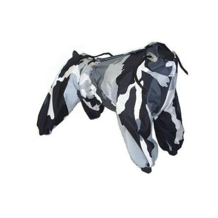 Купить Ютакс Комбинезон утепленный байкой Спектр для собак, обхват груди 52-59 см, девочка