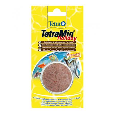 Купить Tetra Holiday Корм выходного дня для всех видов рыб, 30 гр