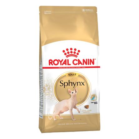 Royal Canin Sphynx Adult Сухой корм для взрослых кошек породы Сфинкс, 2 кг фото