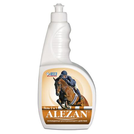 Купить ALEZAN 2 в 1 гель для мышц охлаждающе-разогреваюшего действия, 500 мл, АВЗ