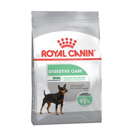 Royal Canin MINI Digestive Care Сухой корм для собак мелких пород с чувствительным пищеварением с 10 мес., 3 кг