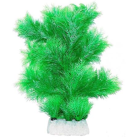 УЮТ Растение аквариумное Маяка зелено-салатная, 32 см