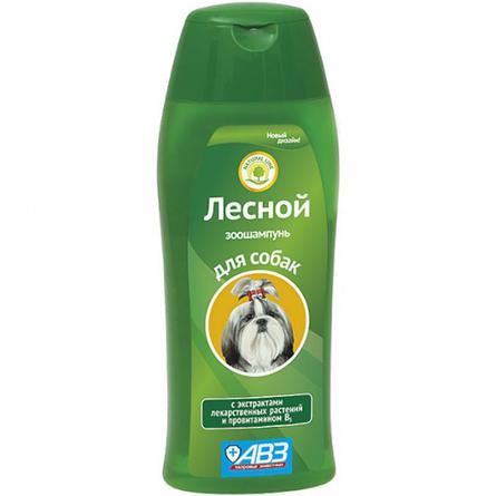 Купить АВЗ Лесной Шампунь для собак (с экстрактами лекарственных трав), 270 мл