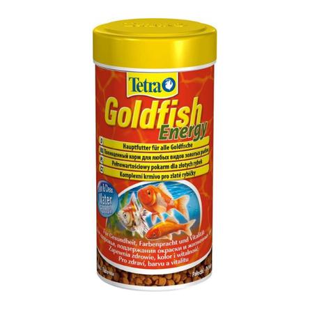 Tetra Goldfish Energy Основной корм для всех видов золотых рыбок, 250 мл фото