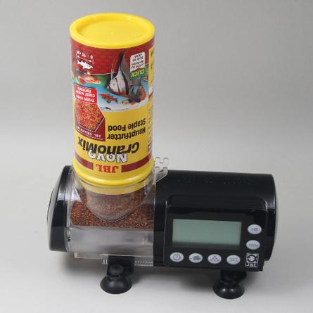 JBL AutoFood BLACK Автоматическая кормушка для аквариумных рыб, черная