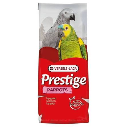 Versele-Laga PARROTS Корм для крупных попугаев, 16,5 кг