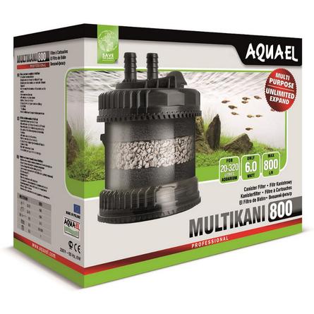 Купить Aquael MultiKani 800 Наружный фильтр для аквариума 20-320 л, 650л/ч, Aqua El