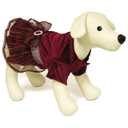 Dezzie Платье для собак, размер 25 см фото