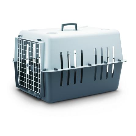 Savic Pet Carrier 4 Пластиковая переноска для небольших животных, серая
