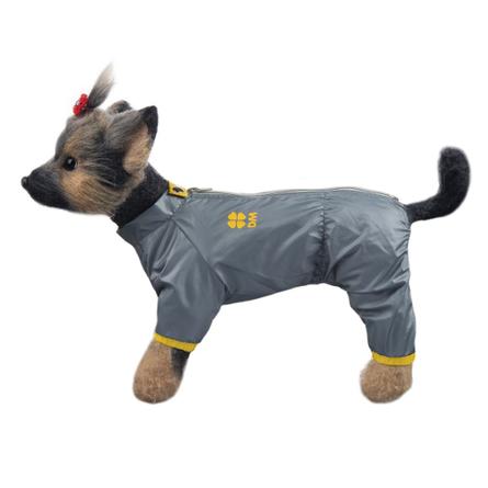 Купить DogModa Комбинезон Тревел для собак, длина спины 24 см, обхват шеи 25 см, обхват груди 39 см, унисекс