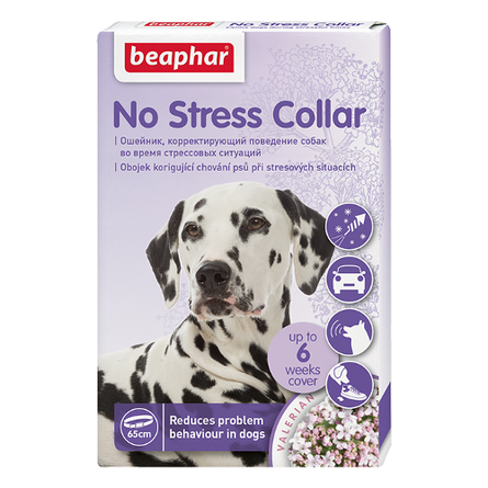 Beaphar No Stress Collar Ошейник для собак успокаивающий