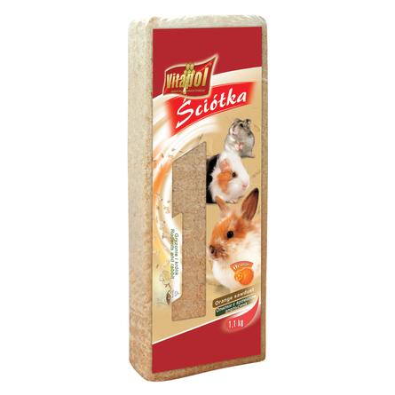 Vitapol Опилки для грызунов (с ароматом апельсина), 12 л