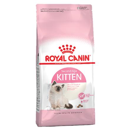 Royal Canin Kitten Cухой корм для котят, 10 кг фото