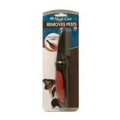 Four Paws Magic Coat Removes Pests Расческа для животных для вычесывания блох