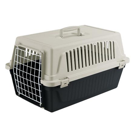 Ferplast Atlas Переноска для кошек и мелких собак с металической дверью, цвет в ассортименте
