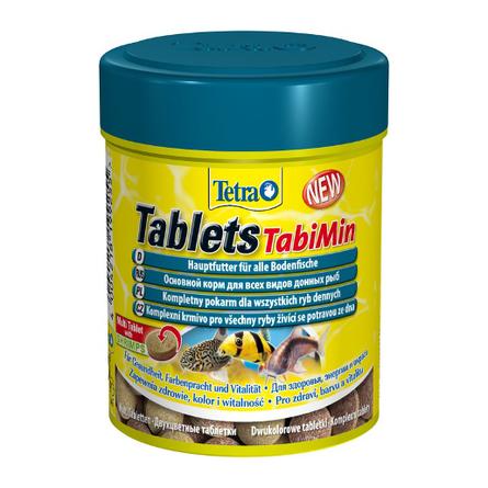 Купить Tetra TabiMin Tablets Основной корм для всех видов донных рыб