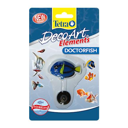 Tetra DecoArt Elements аквадекор Рыба доктор