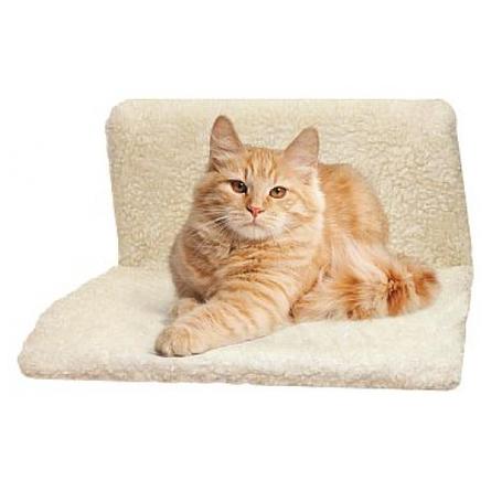 Купить Triol Гамак на батарею для кошек, искусственный мех