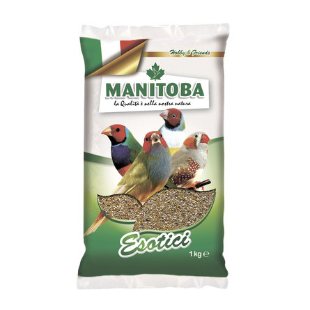 Manitoba Корм для экзотических птиц, 1 кг