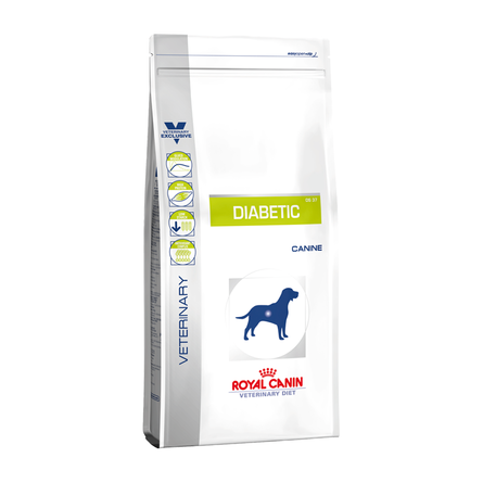 Купить Royal Canin Diabetic DS37 Сухой корм для собак при заболевании диабетом, 1, 5 кг