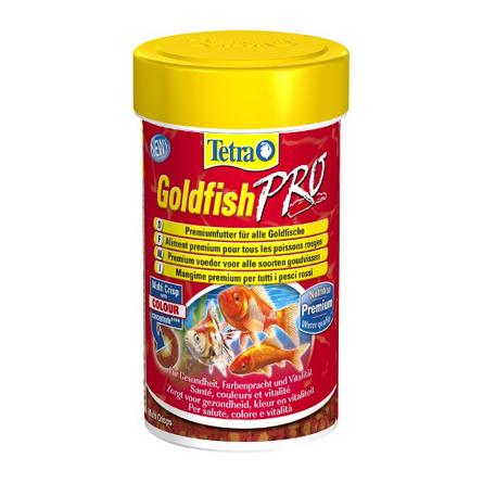 Купить Tetra Goldfish PRO Основной корм для всех видов золотых рыбок, 100 мл