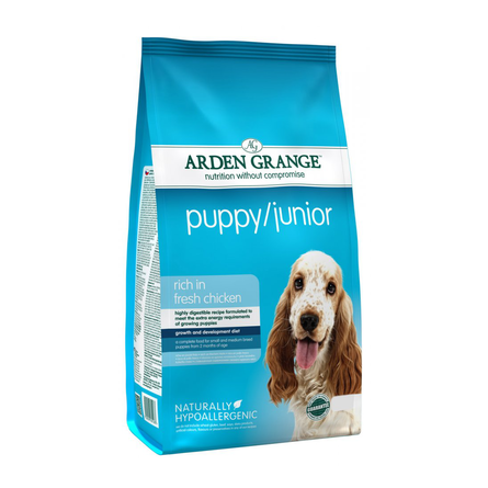 Arden Grange Puppy/Junior сухой корм для щенков и молодых собак – интернет-магазин Ле'Муррр