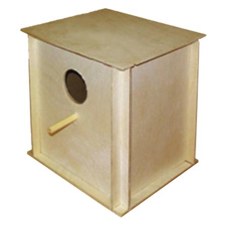Green Farm домик гнездовой для птиц складной И-601