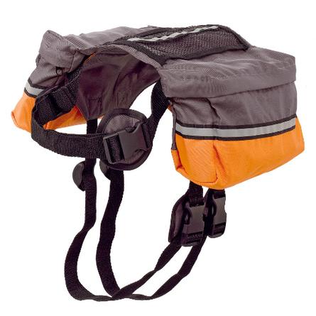 Ferplast Вьючная сумка для собак, размер рюкзака 30х6х25 см фото