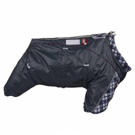 Купить DogModa Doggs Комбинезон с подкладкой для собак, длина спины 35 см, обхват шеи 52 см, обхват груди 68 см, мальчик