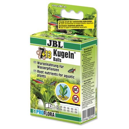 Купить JBL Die 7 + 13 Kugeln шарики с удобрениями для корней растений, 200 гр