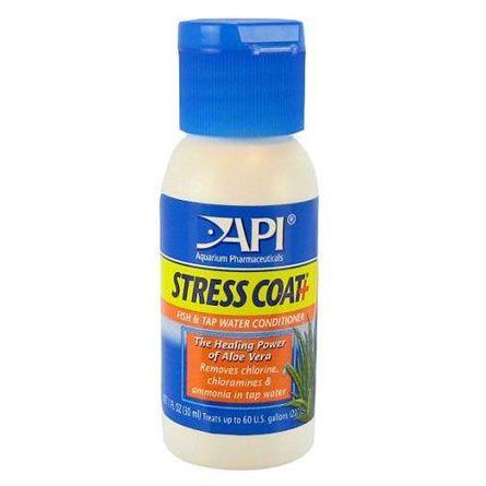 Купить Stress Coat кондиционер для воды при стрессе, 30 мл, API