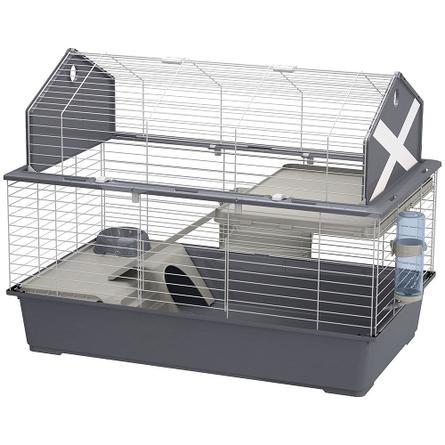 Ferplast BARN 100 Клетка для кроликов, серая