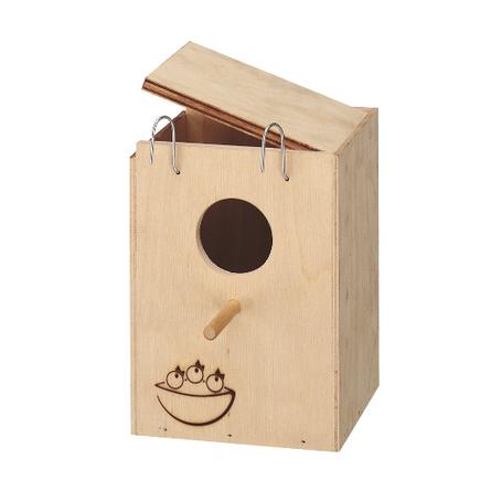 Ferplast NIDO домик гнездовой для птиц S