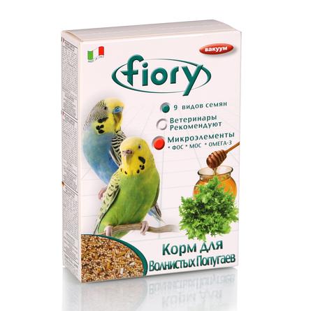Fiory Корм для волнистых попугаев, 400 гр фото