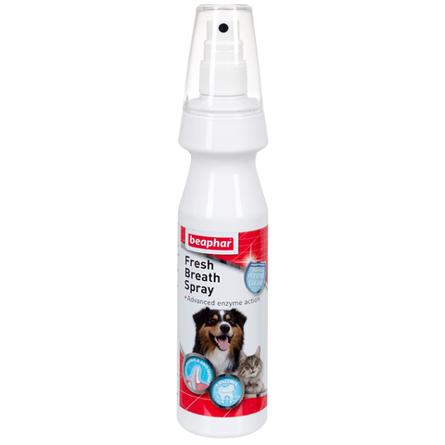 Beaphar Fresh Breath Spray Спрей для собак для гигиены полости рта, 150 мл