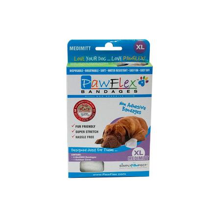 PawFlex Набор бандажей для лап XL, для собак