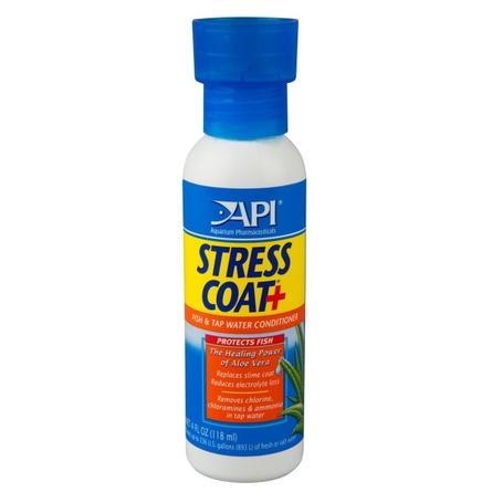 Купить API Stess Coat + кондиционер для воды при стрессе, 118 мл